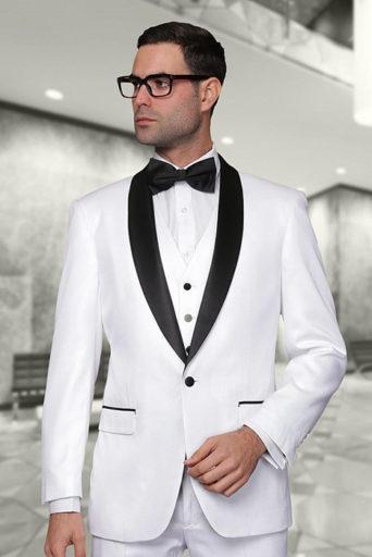 В целях жесткой экономии ткани от жилета отказались и перешли на упрощенный  вариант костюмов – пиджак + брюки. b05821181c0