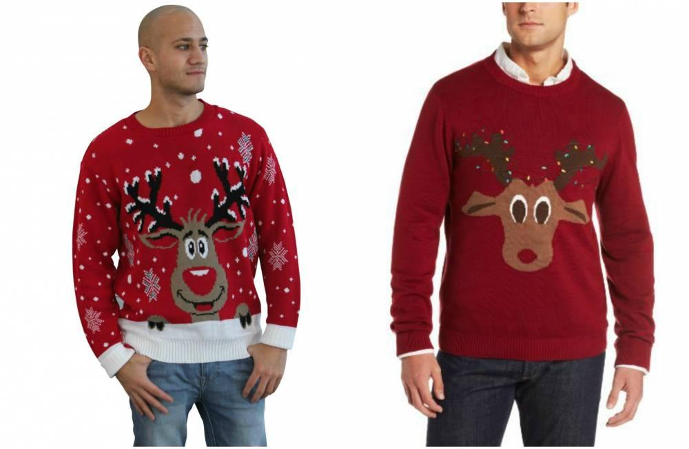 Пуловер С Оленями Доставка