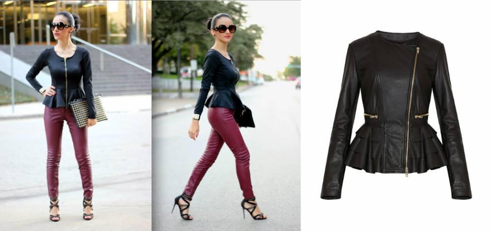 Купить Женскую Куртку С Баской