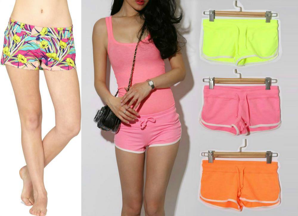 Женские шорты для пляжа 26