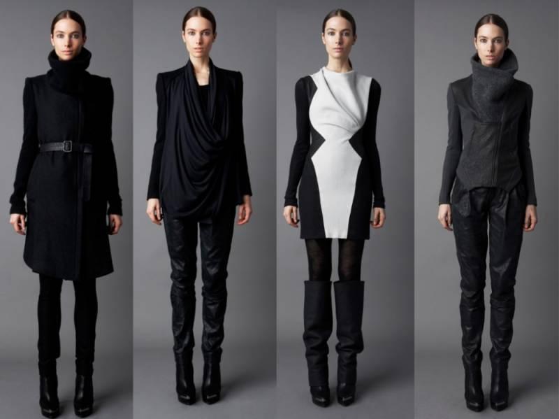 Стиль минимализм в одежде: отходим от стереотипов и однообразия, Мода от