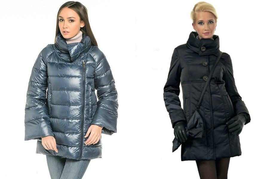 ca2b7c221e0f Разнообразие фасонов позволяет дизайнерам при пошиве женских курток-трапеций  ...