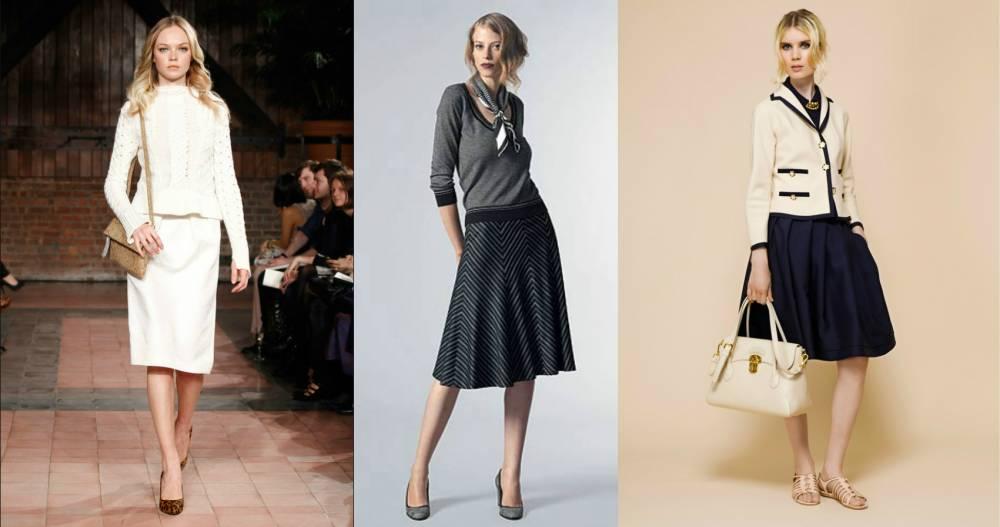 Классический стиль в одежде — образец для подражания 015202cc41d