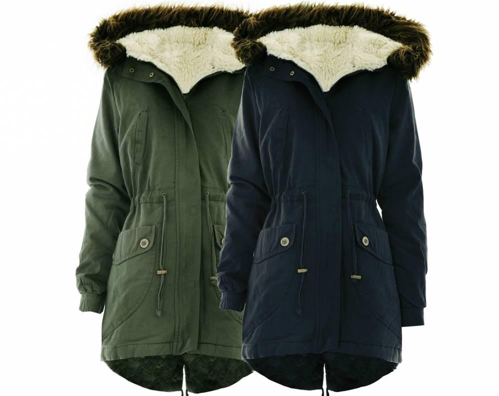 Женская куртка парка — хит любого сезона 87b2f8cac8d