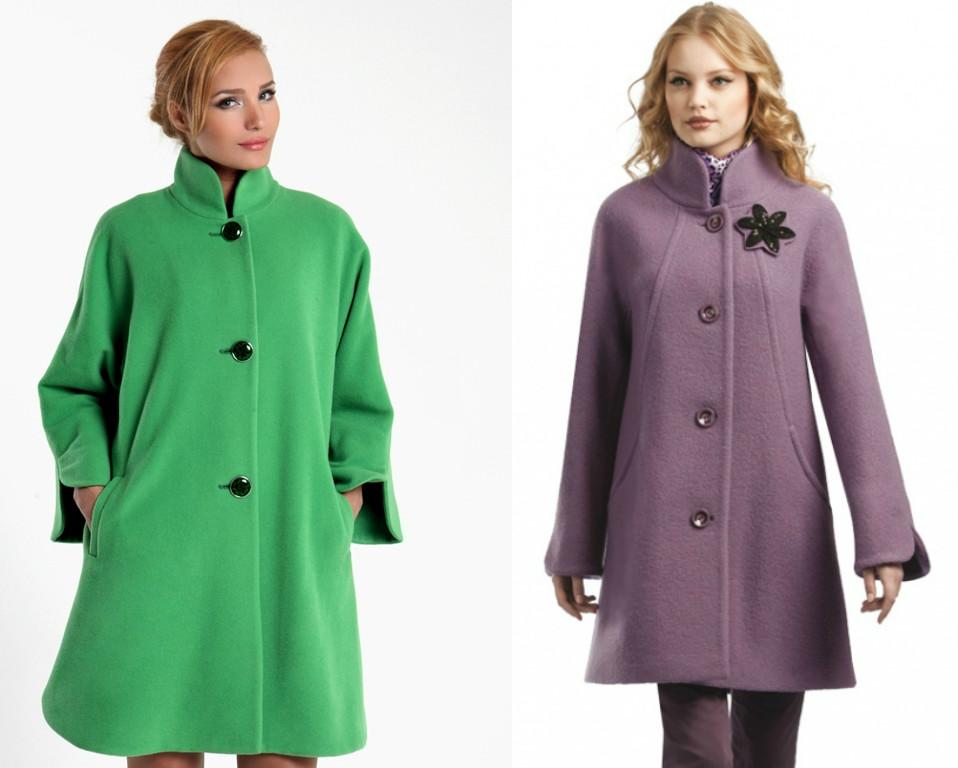 Пальто своими руками для полной женщины 66