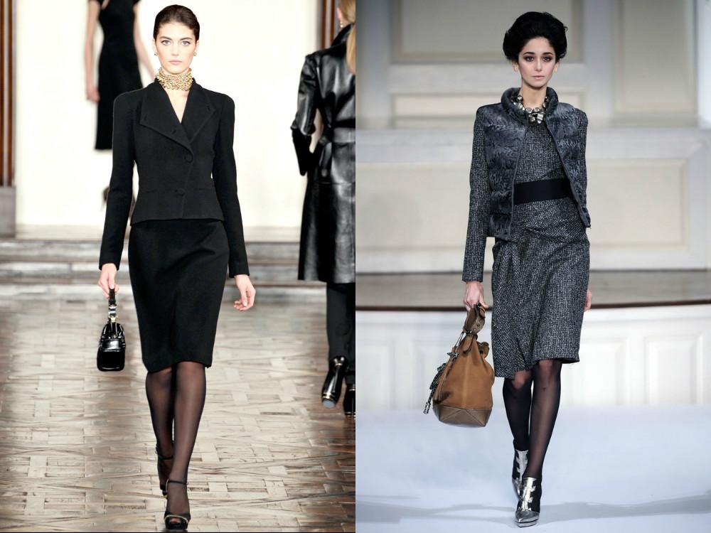 Коко Шанель считают одной из родоначальниц классического стиля. b5e8cc8aae8