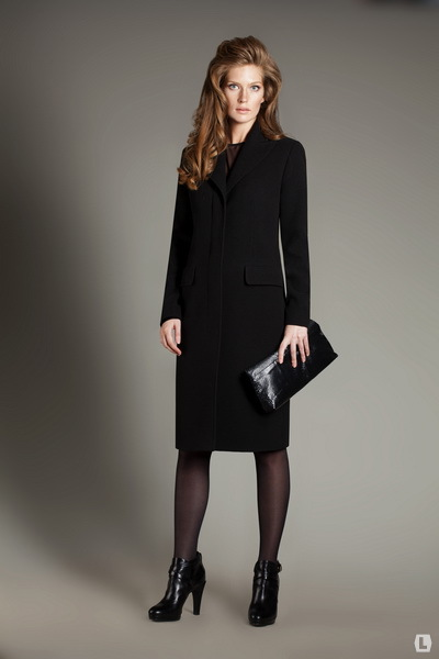фото классические пальто женские