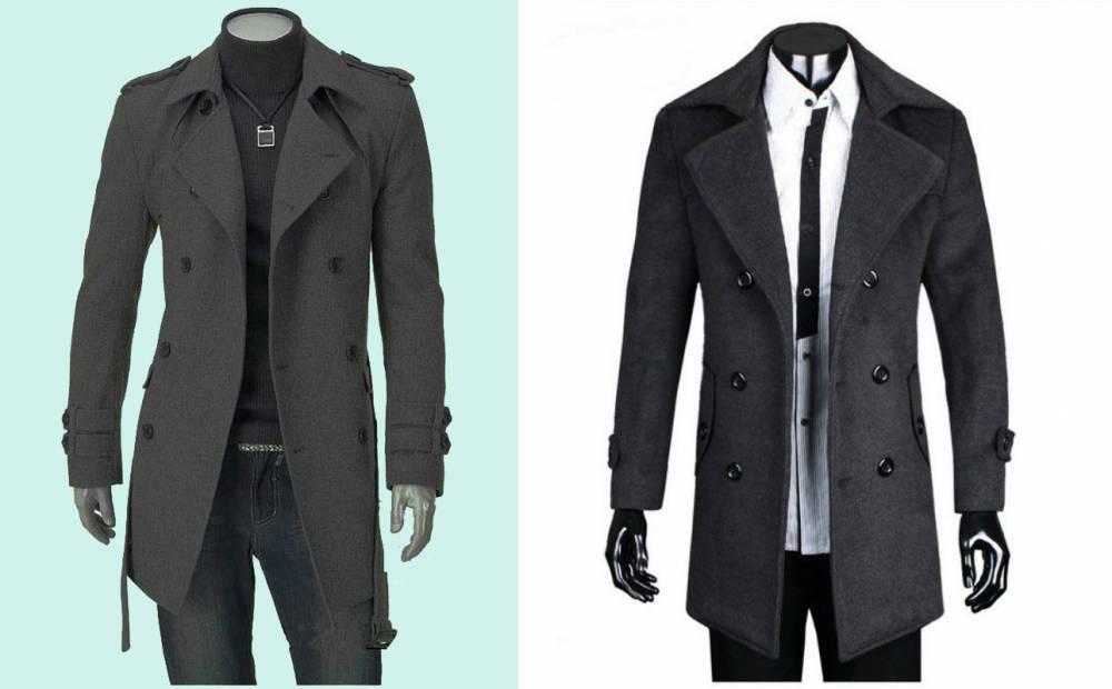 Своими руками мужское пальто 96
