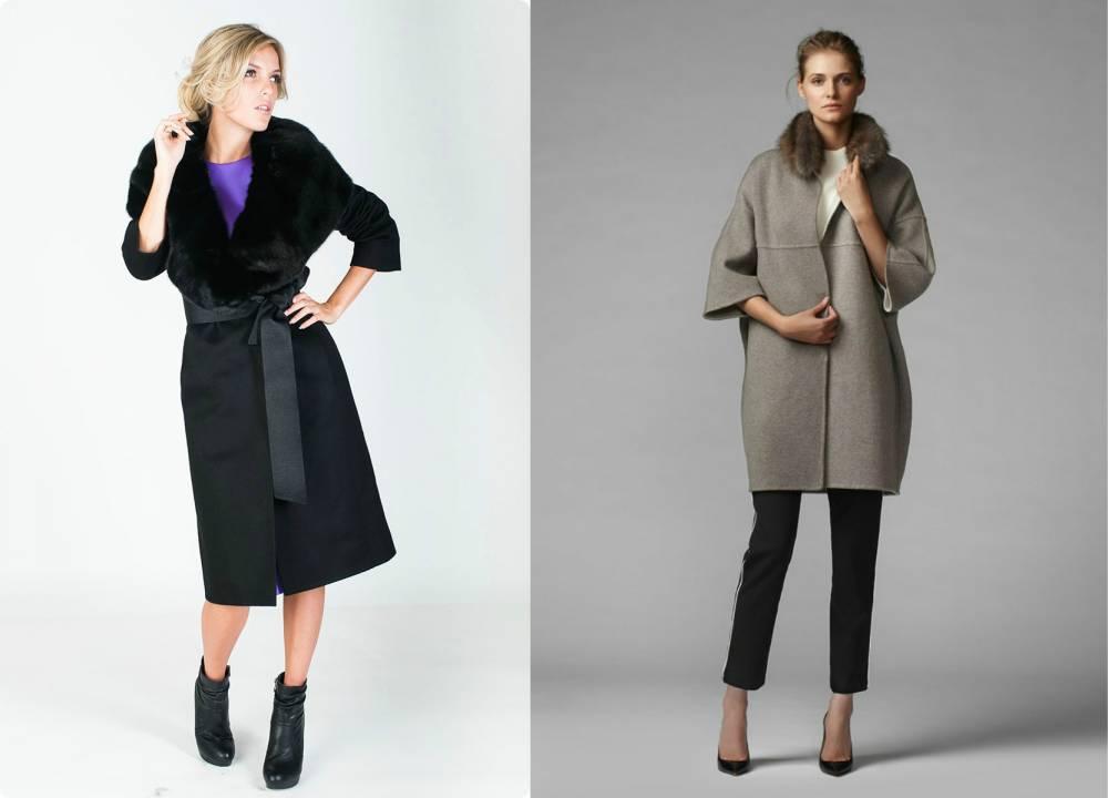 Как украсить пальто вышивкой