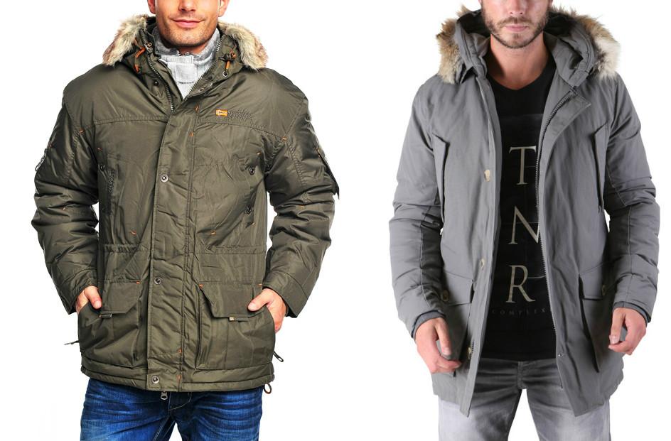 Купить Финскую Мужскую Куртку Аляску