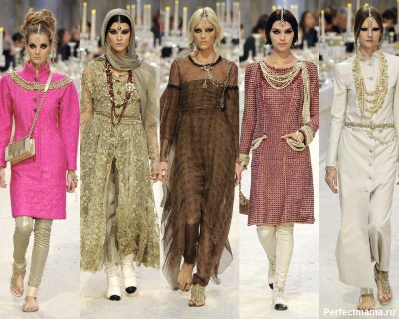 Индийская современная одежда для женщин