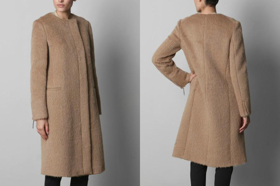фото пальто из альпака
