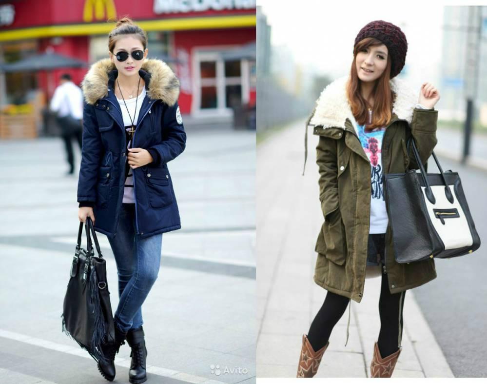 Зимние куртки сапоги