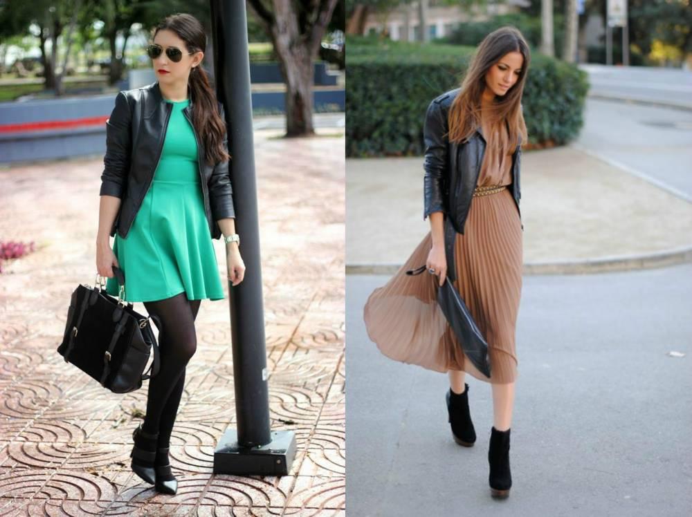 Куртки под платья фото