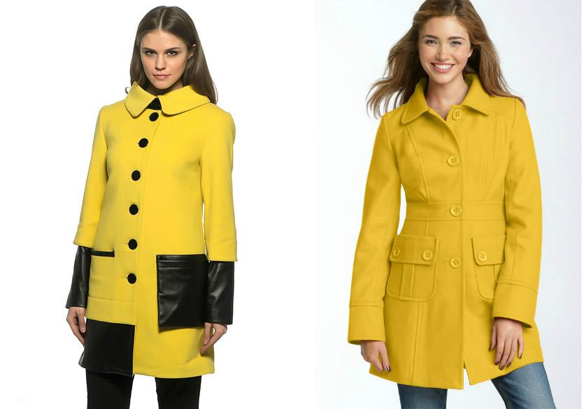 Добавим яркости в гардероб: как выбрать пальто