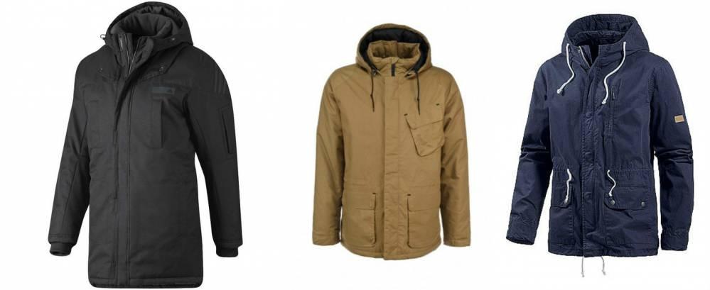 куртка парка мужская осенняя фото