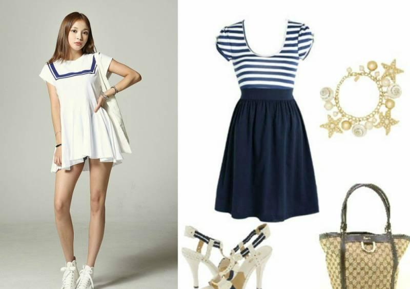 Морской стиль в одежде: тенденции и особенности образа, Мода от