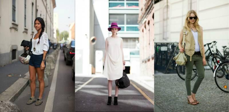 Уличный стиль в одежде