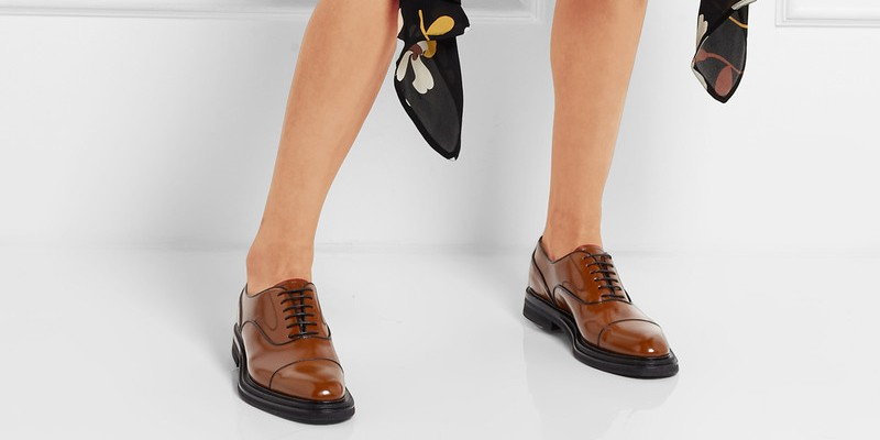 Оксфорда и ботинки унисекс