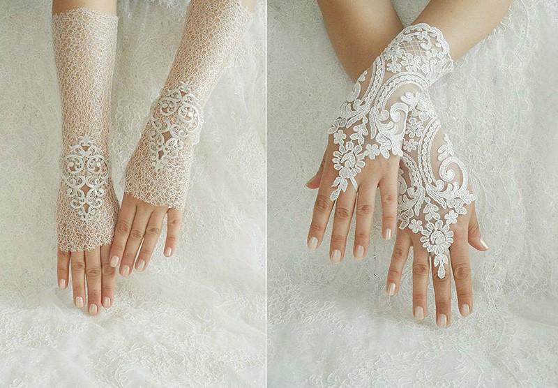 Как сшить свадебные перчатки. - уроки кройки и шитья