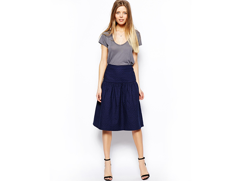 Улучшить юбку