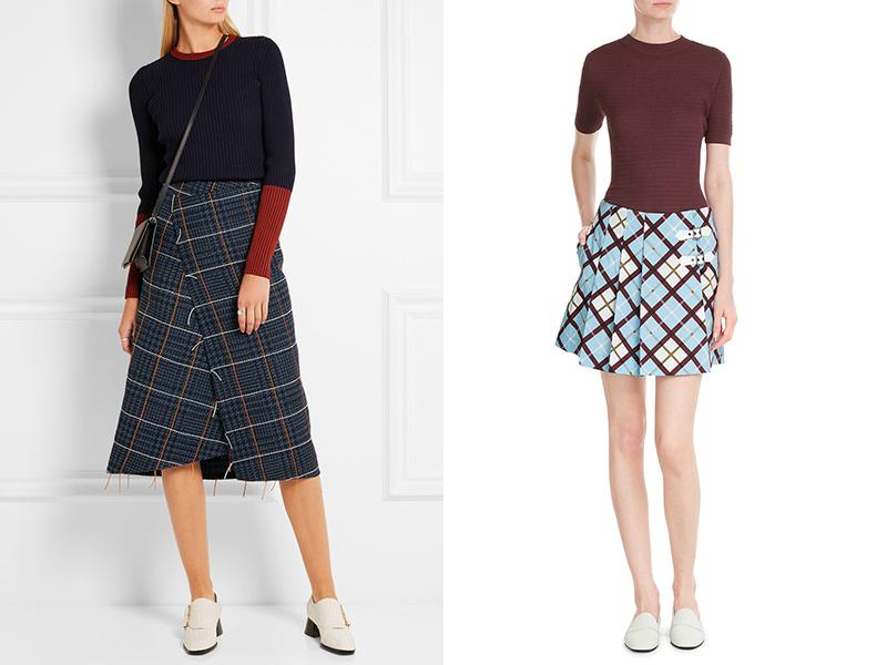 Какие юбки подойдут с широкой талией