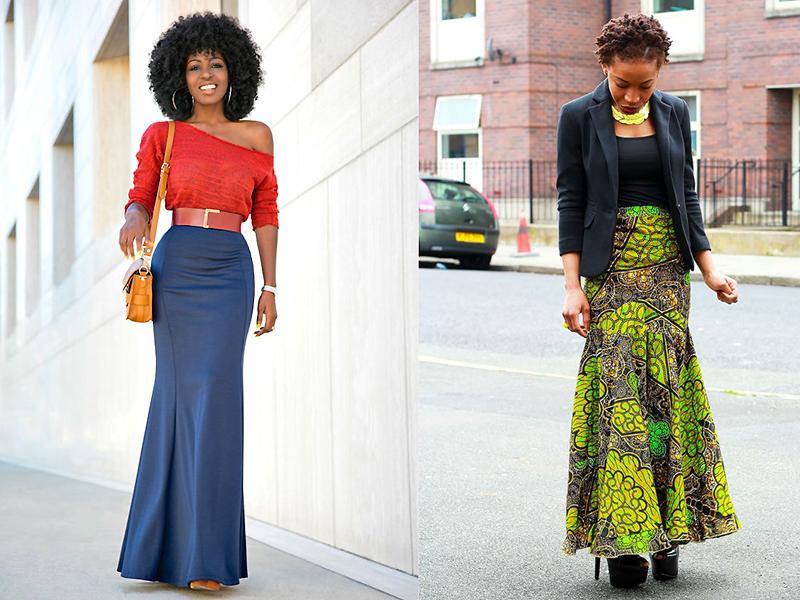Варианты юбку годе