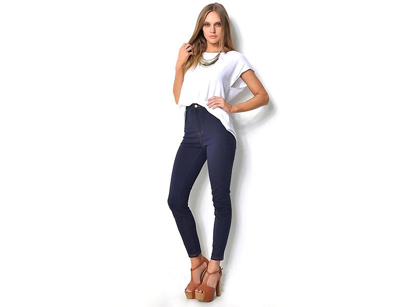 Джеггинсы с высокой талией – создайте свой уникальный look, Мода от