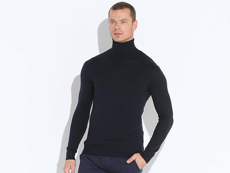 d1b5c376c97f Классическая мужская водолазка сможет дополнить практически любой образ,  хотя этот элемент одежды чаще всего используется в луках повседневного и  свободного ...