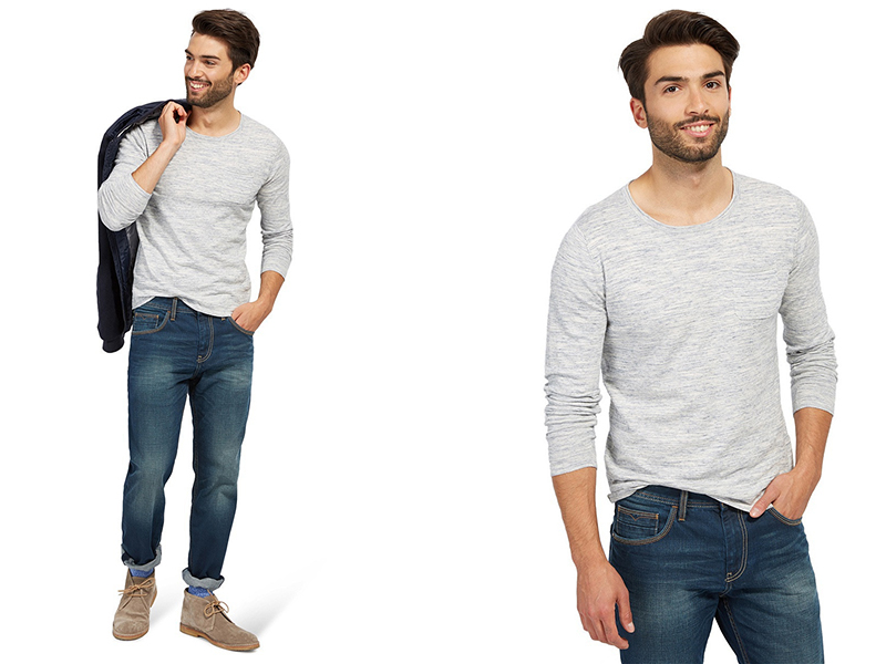 Мужской джемпер: современные и стильные модели, Мода от