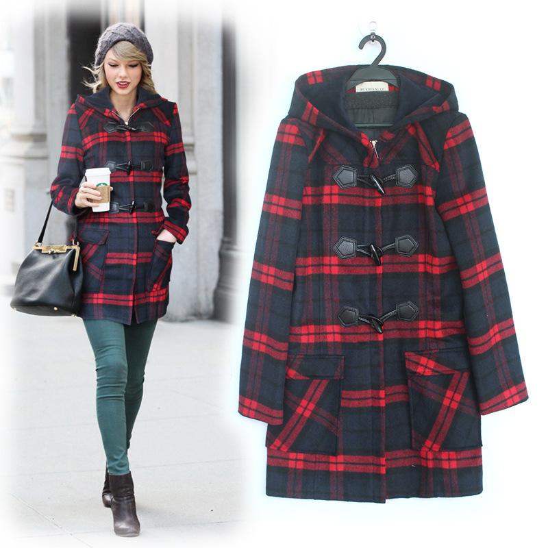 Пальто модное женское