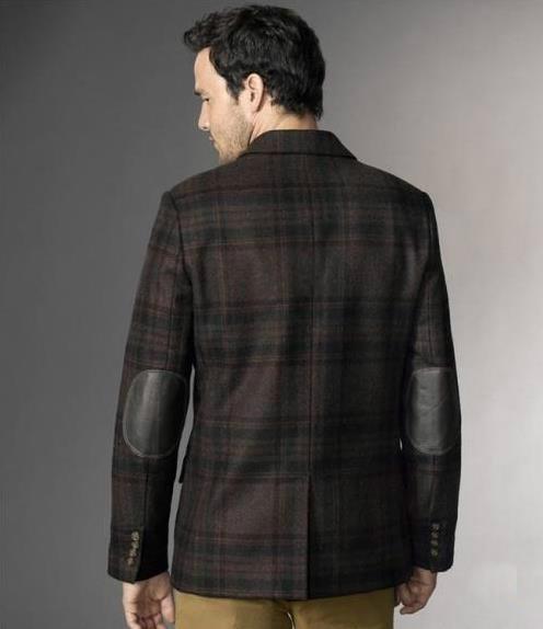 Не рекомендуется стирать пиджак, чтобы не повредить заплатку, а лучше его  чистить в химчистке. Тогда такое изделие прослужит долго и сохранит  первозданный ... 50689d02c88