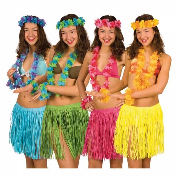 Гавайский стиль в одежде - море солнца, красок и позитива