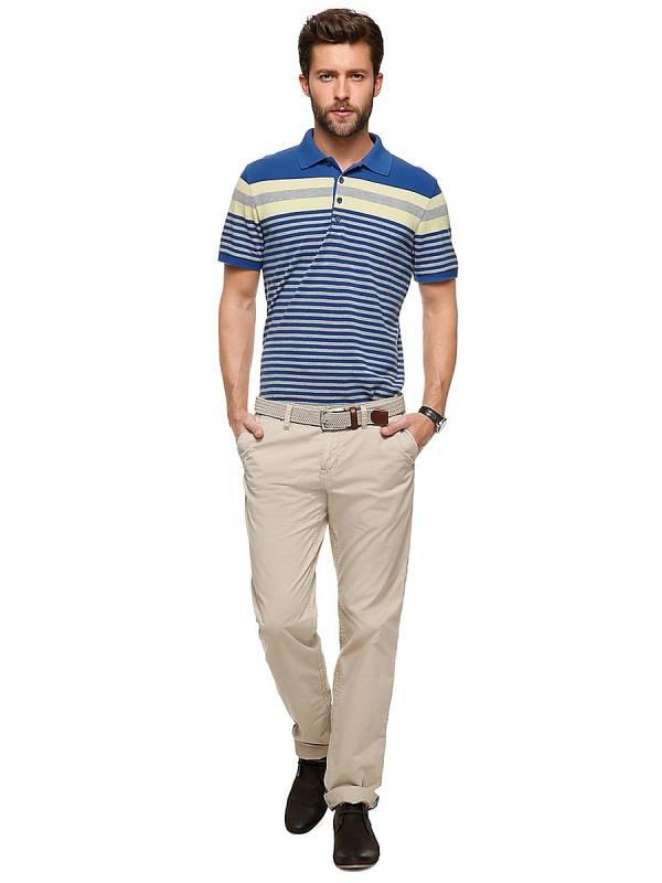 Светлые джинсы прямые с чем носить