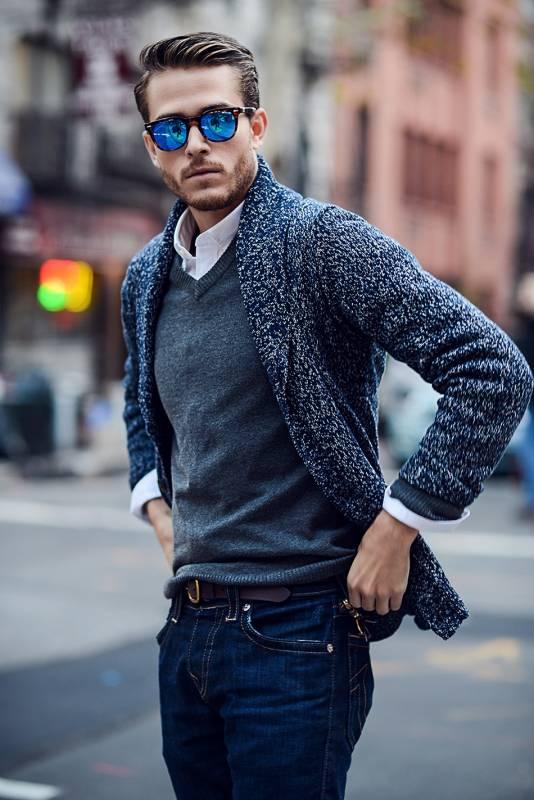 Модные вещи у мужчин