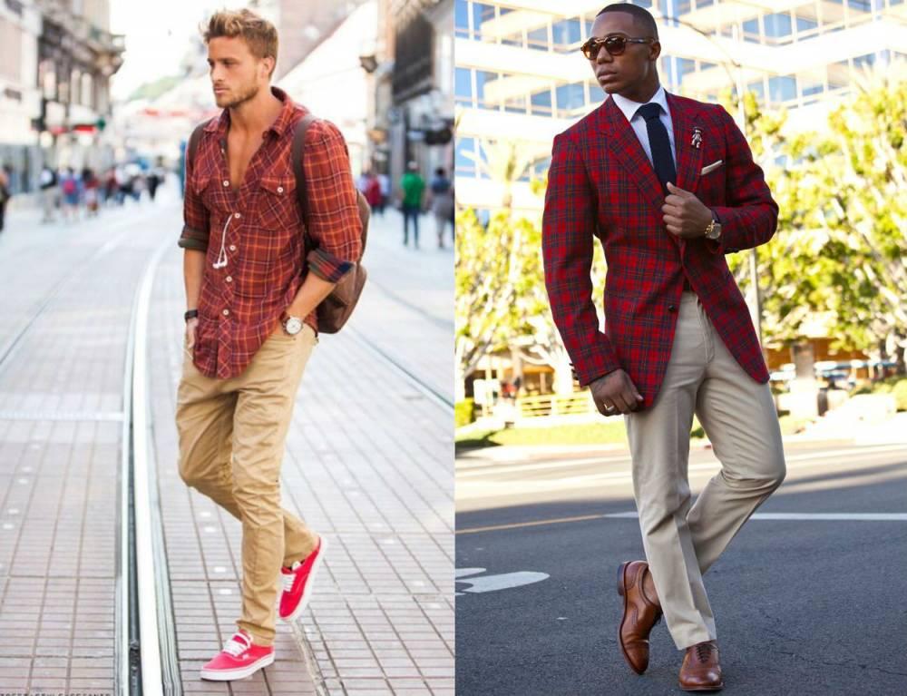Мужская мода 2018, фото