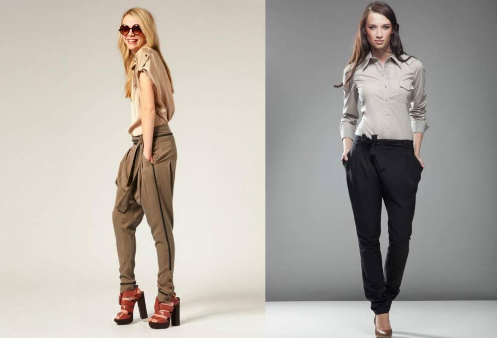 Для какой фигуры подходят брюки узкие