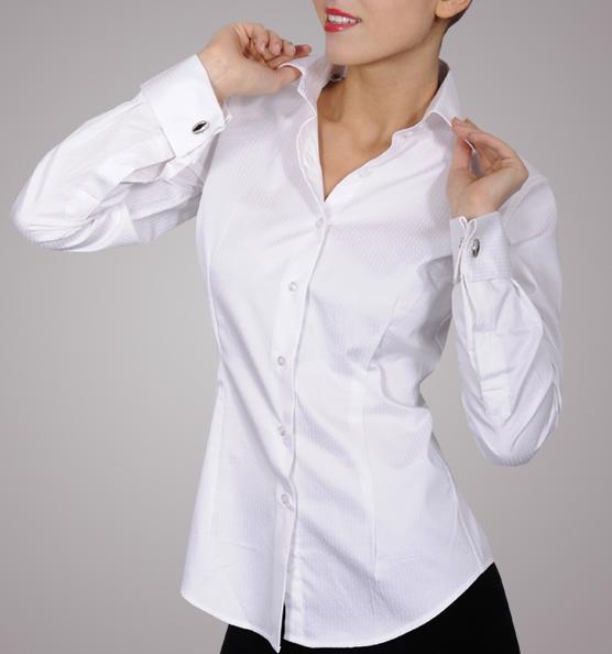 Женские Блузки С Запонками