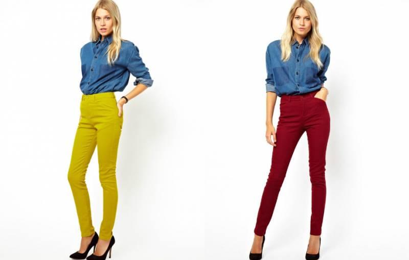 Как выбрать брюки с завышенной талией? Советы и рекомендации стилистов, Мода от