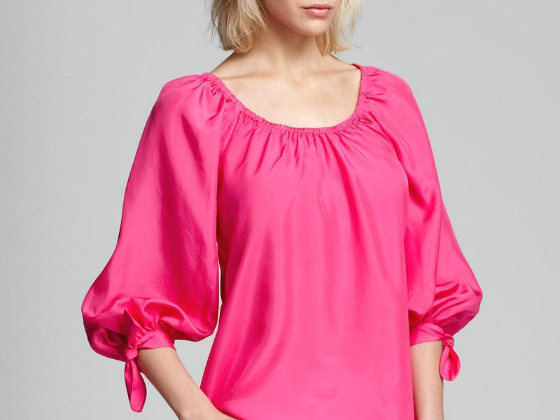 Розовая Блузка В Челябинске