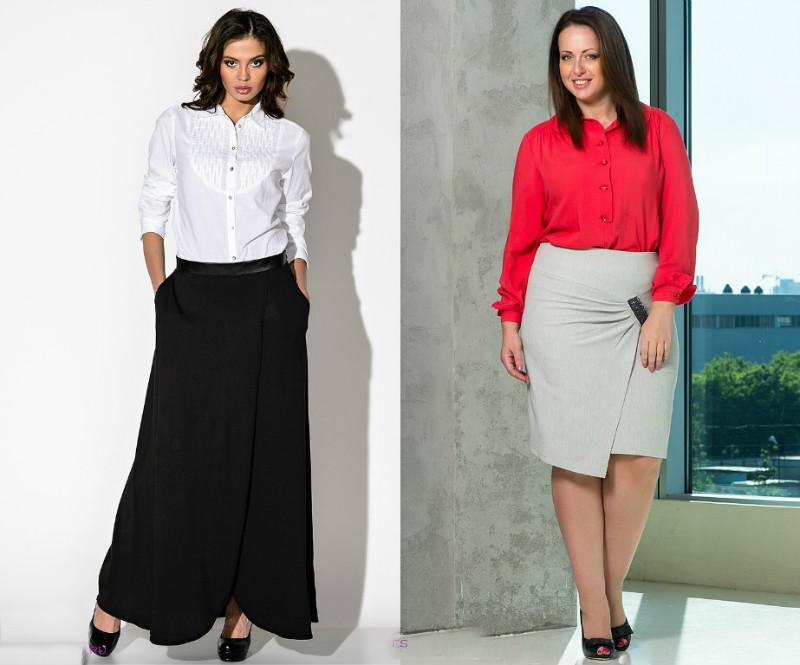 Подобрать модель юбки