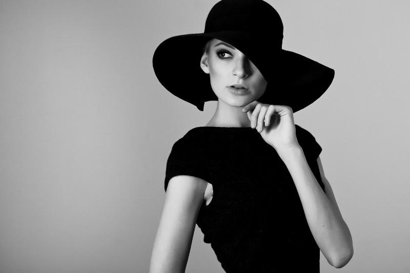Психология черный цвет в одежде