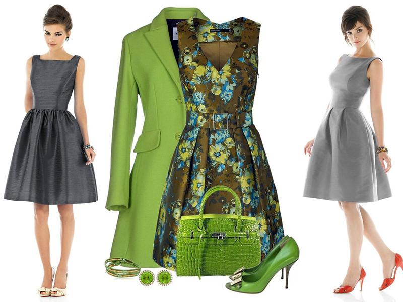 Платье из ткани картинки