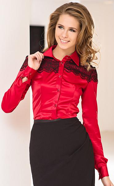 Красная Блузка Фото Казань