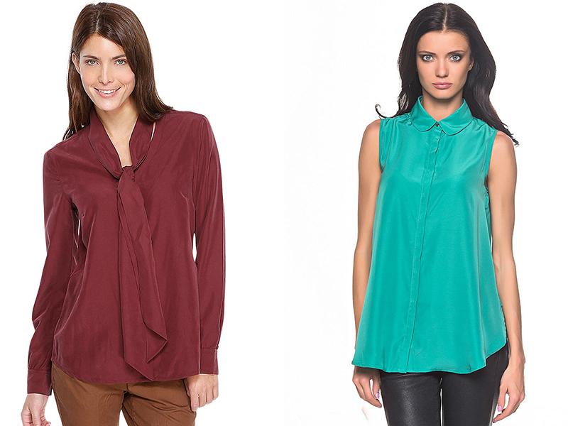 Нарядные блузки для девочек в Воронеже