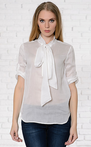 Свободные блузки