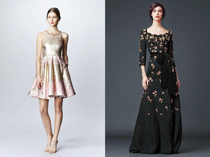 Вариант ткани для платья
