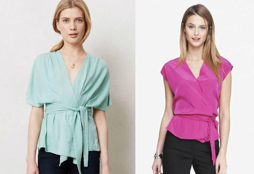 Блузки модные для женщин в Уфе