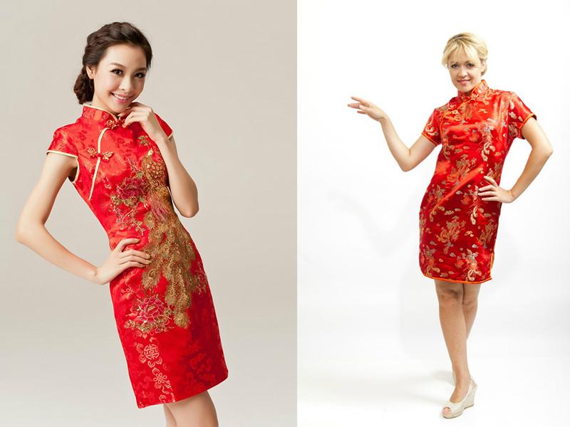 С чем носить китайское