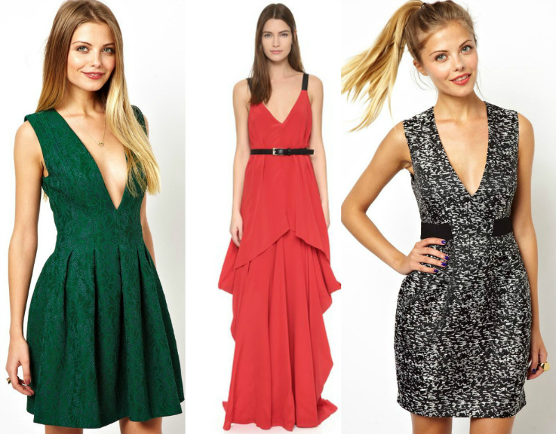 Красное платье Как выбрать и носить платье